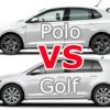 ゴルフとポロの間には超えられない大きな壁がある?【VW】