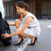 タイヤは定期的にローテーションしないとすぐにダメになる?DIYとお店の費用を比較