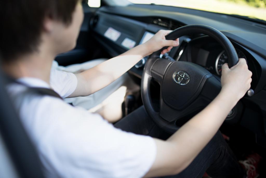 運転しやすい