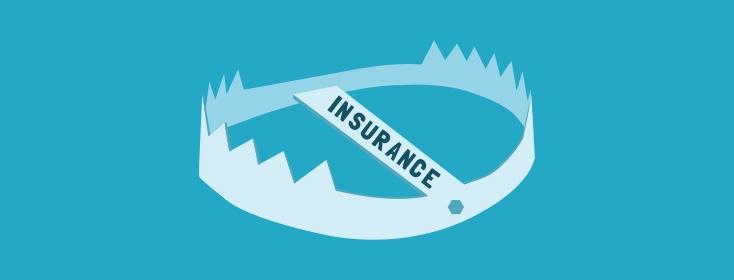 自動車保険中断の罠