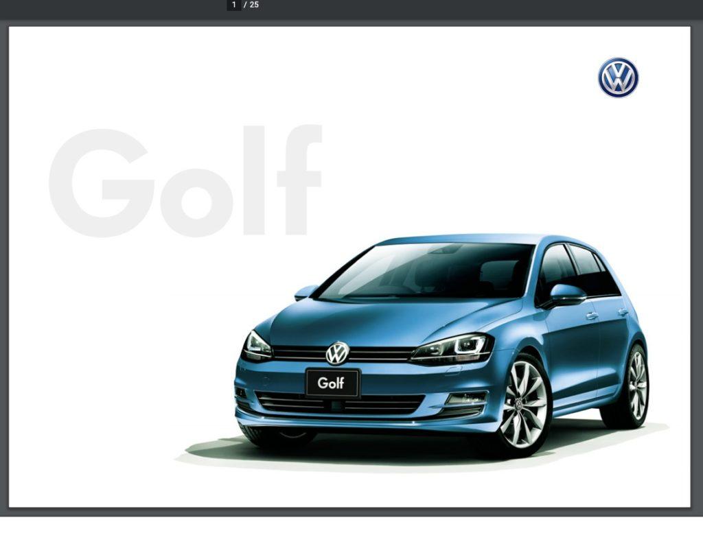 VWゴルフ